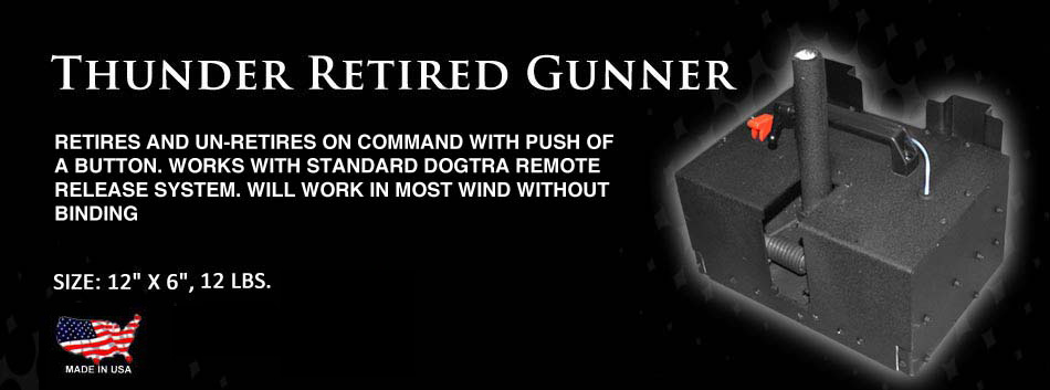 The Thunder Retired Gunner