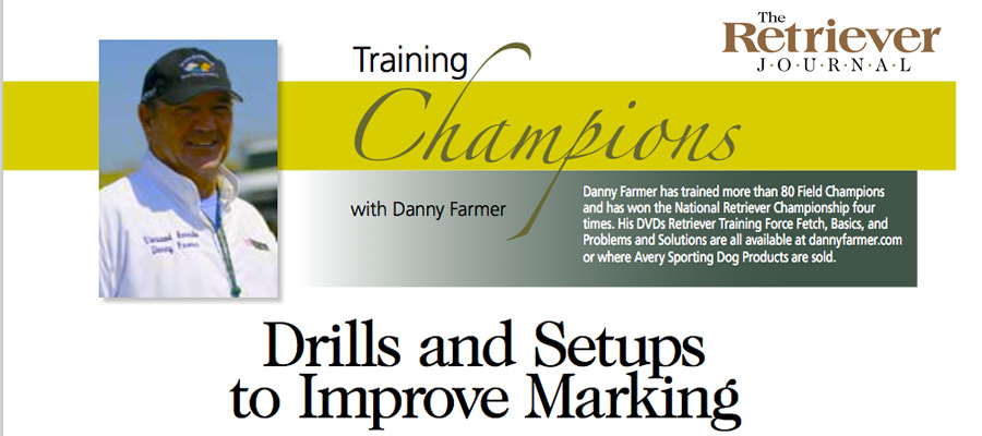 Danny Farmer - 'Drills and Setup to Improve Marking'